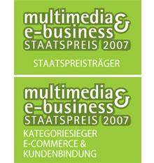 Gewinner e-Business Staatspreis 2007