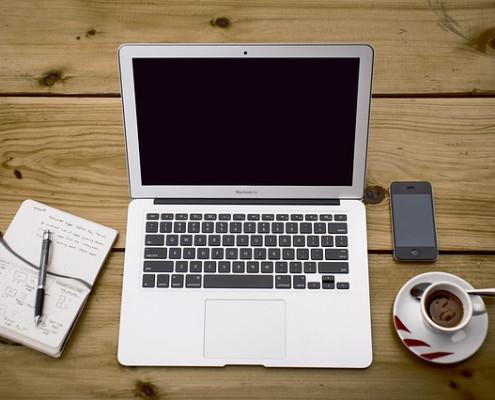 Leitfaden: Schreiben im Web - Die Onlinerin