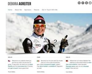 Die Onlinerin.at & Debora Agreiter - von Athletin zu Athletin