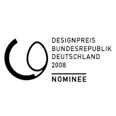 Designpreis der Bundesrepublik Deutschland 2008 Nominee