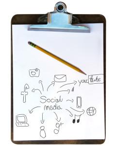 Social Media - Die Onlinerin